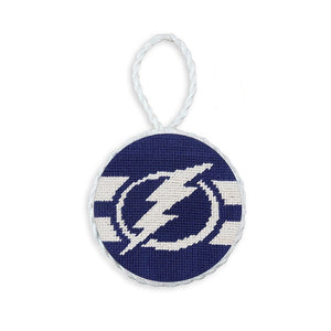Sports Needlepoint Ornament