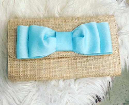 Avery Bow Clutch