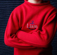 Load image into Gallery viewer, Kids Rollneck Sweater