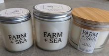 Load image into Gallery viewer, Farm + Sea Candle