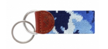 Load image into Gallery viewer, Needlepoint Key Fob