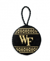 Collegiate Needlepoint Ornament