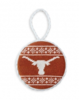 Load image into Gallery viewer, Collegiate Needlepoint Ornament