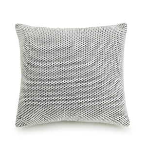 Slate Stripe Texture Pillow