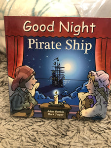 """Goodnight"" Kids Books"