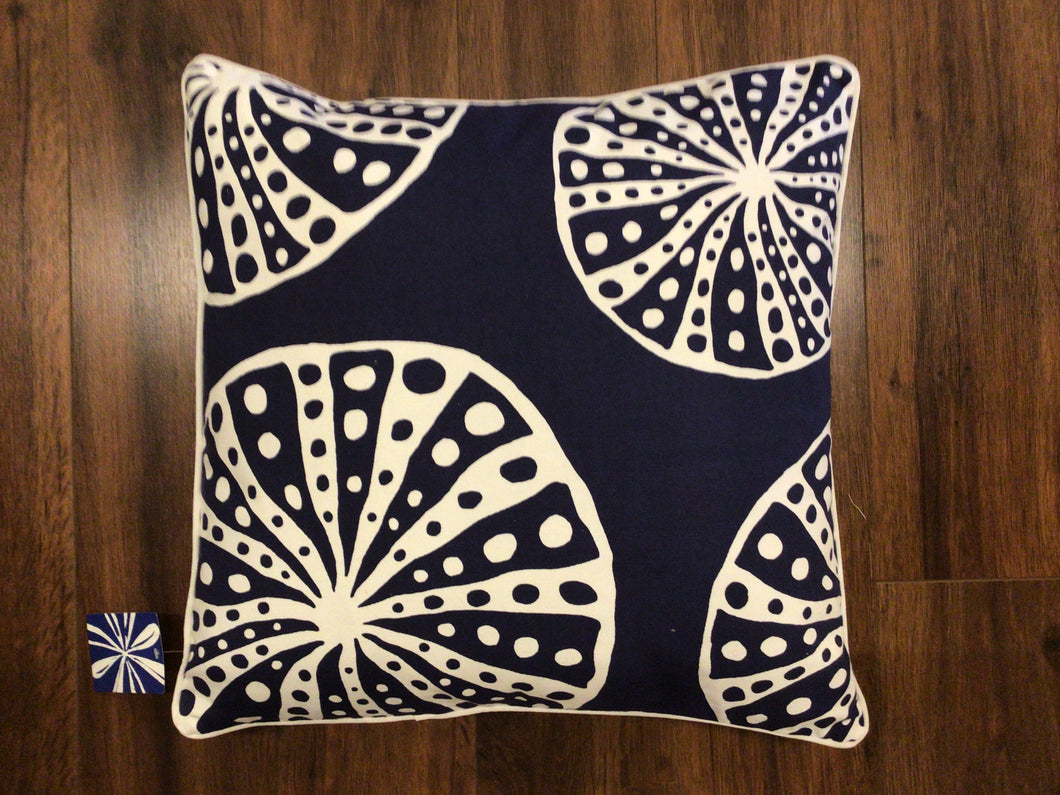NAVY URCHIN PILLOW