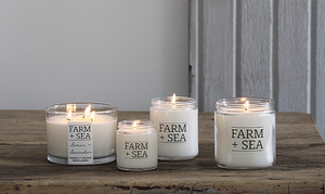 Farm + Sea Candle