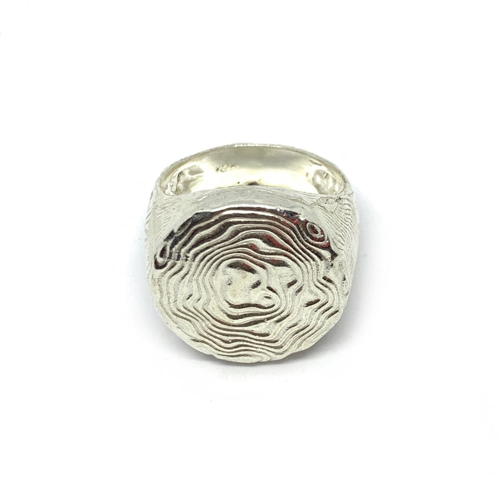 STERLING SILVER GROWTH RING