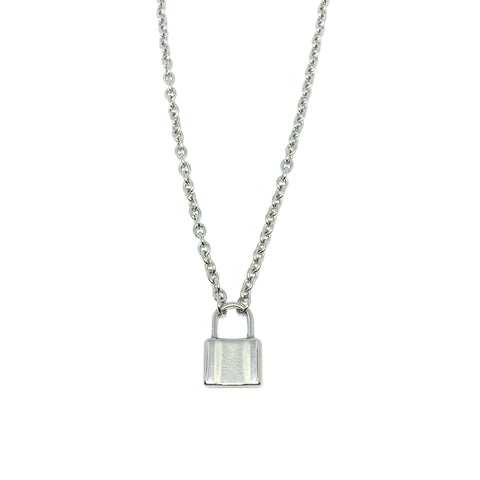 PADLOCK NECKLACE