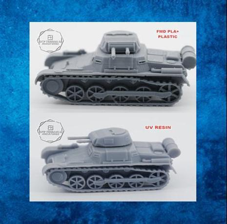 Tanks, Vehicles & Artillery PLASTIC OR RESIN