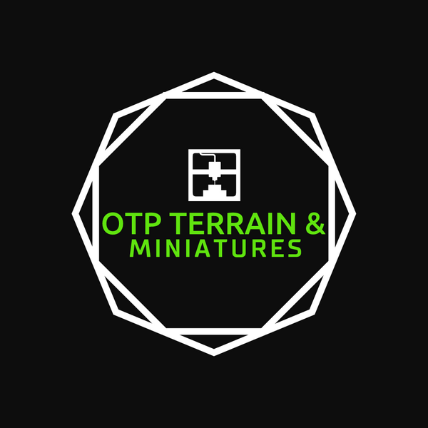 OTP Terrain & Miniatures Off The Print Gaming