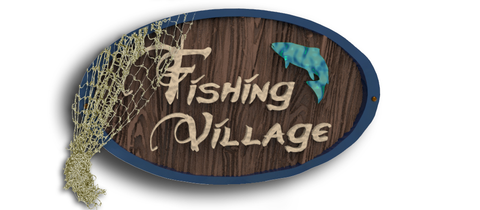 Text - Fishing Village Ultimate Collection Set