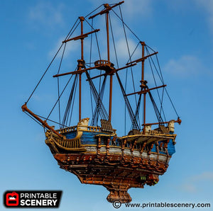 Flying Frigate