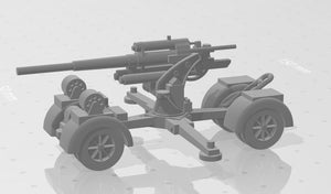 Heavy 88mm Flak Carriage