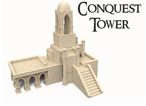 Conquest Tower