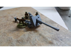 17 Pounder ATG - OTP Terrain & Miniatures Off The Print Gaming