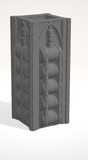 6mm 1x1 Tower Barrels With Roof