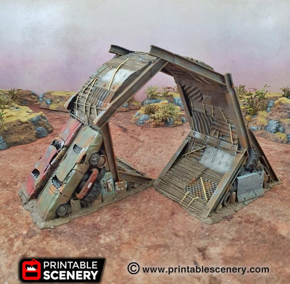 Loop De Loop - OTP Terrain & Miniatures Off The Print Gaming