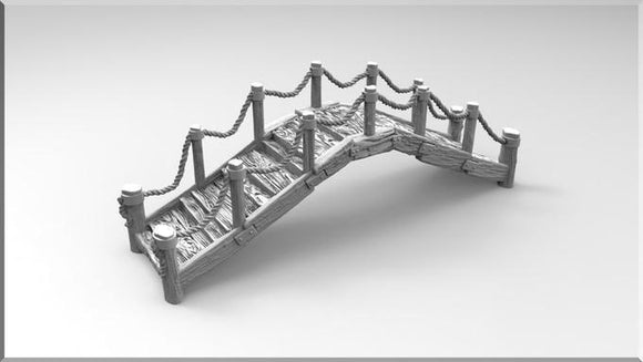 Bridge - OTP Terrain & Miniatures Off The Print Gaming