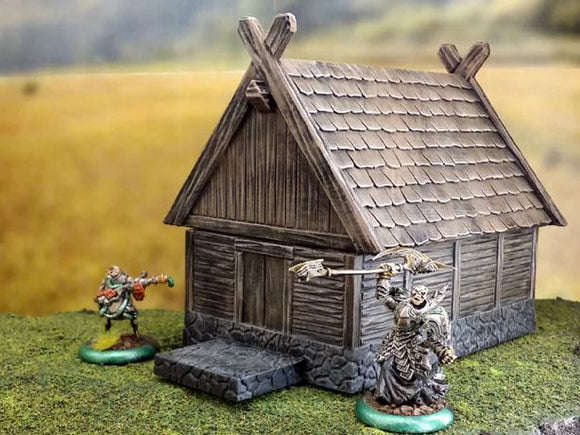 Small Viking House