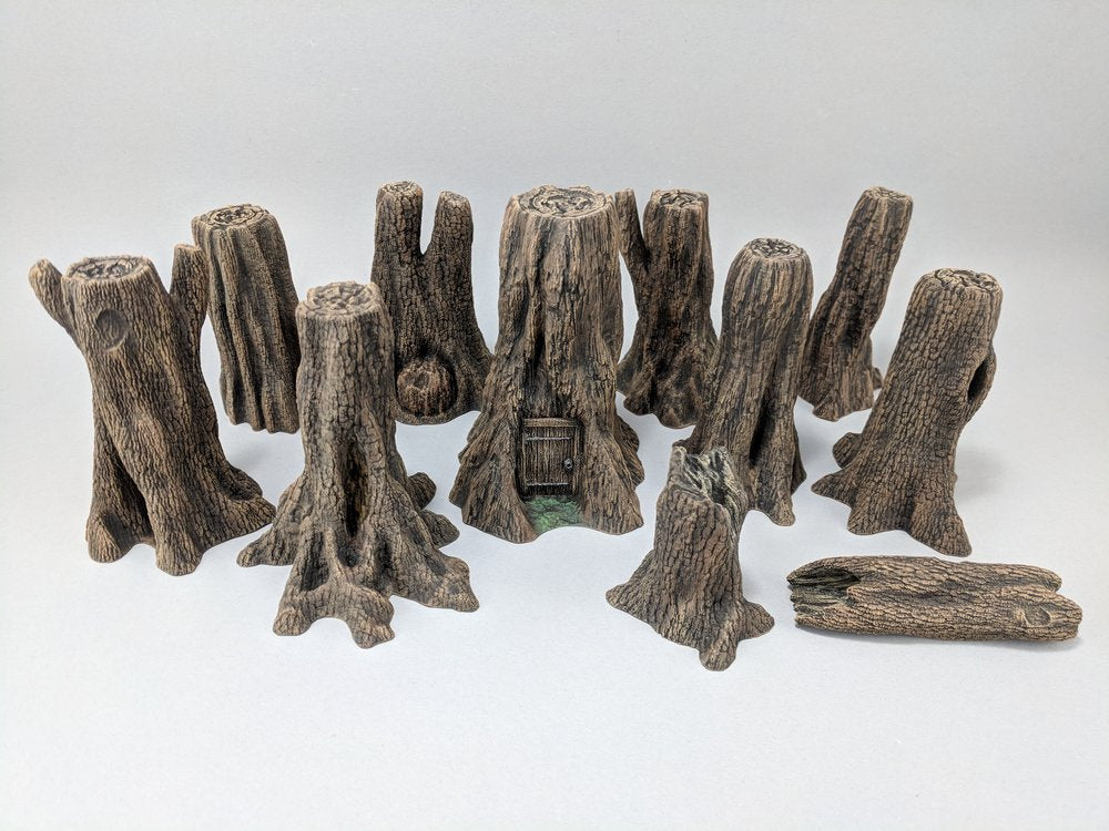 Forest Tree Set