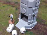 Galactic Pumping Station & Dice Tower