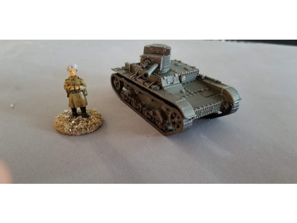 Soviet OT 26 Flame Throwing Tank - FMD PLA+ PLASTIC