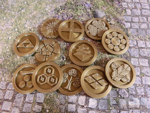 Clan Symbol Token Set