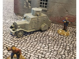Spanish Bilbao Armoured Car