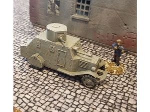 Spanish Bilbao Armoured Car - FMD PLA+ PLASTIC