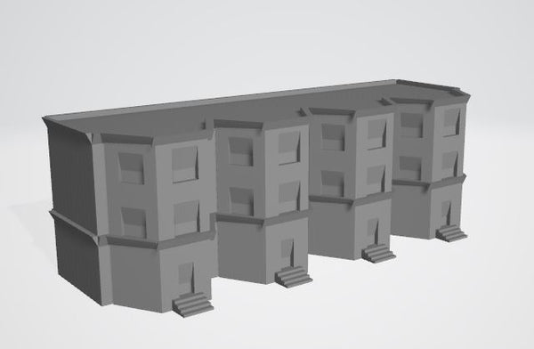 Battletech Buildings Set