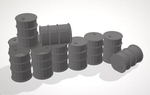 Barrels Barricade Set NO.4
