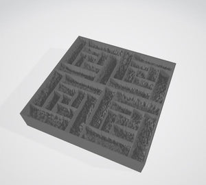 CASTLE FLOOR STAMP