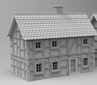 German Timber House V2 15mm