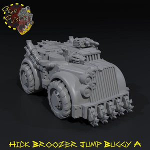 Hick Jump Buggy - A