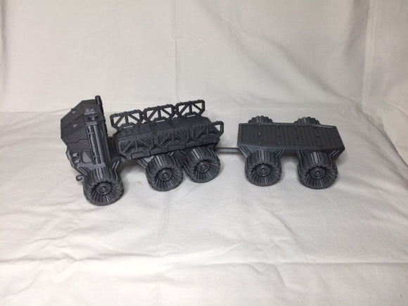 CRATE TRANSPORT VEHICLE-[40KTerrain]-[Fantasyterrain]-[3DPrintedTerrain]-[Wargaming]-[Tabletopgaming]-OTP Terrain Off The Print Gaming