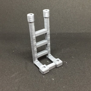 6mm Ladder Half Height Longer