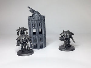 6mm Octagon Gun Tower