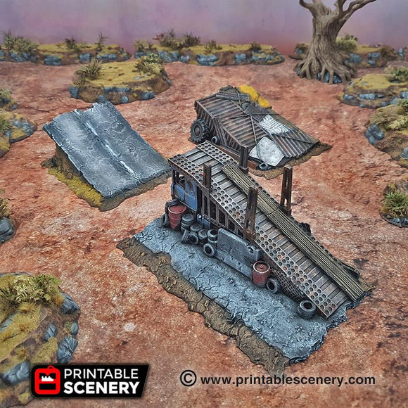 Junk Jumps - OTP Terrain & Miniatures Off The Print Gaming