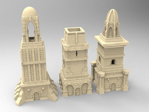 Modular Towers Set or Individual