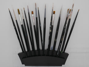Paint Brush Holder (Holds 18 Brushers)