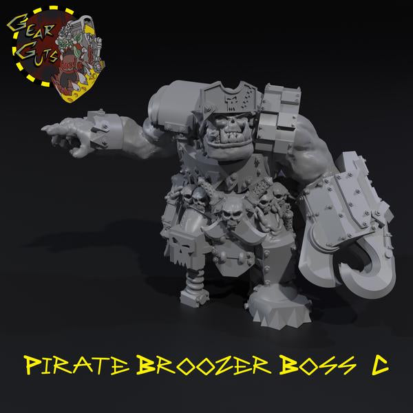 Pirate Broozer Boss - C