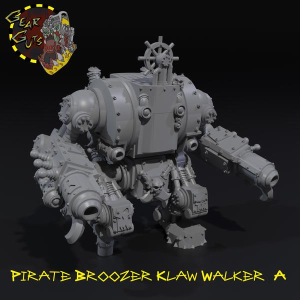 Pirate Broozer Klaw Walker - A
