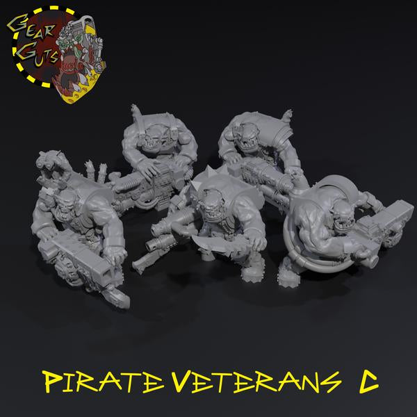 Pirate Veterans x5 - C