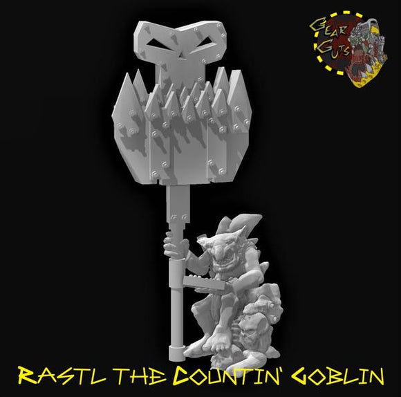 Rastl The Countin Goblin