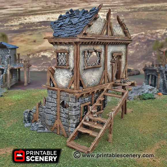 Ruined Townhouse