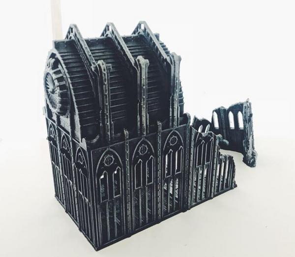 RUNE BUILDING SET-[40KTerrain]-[Fantasyterrain]-[3DPrintedTerrain]-[Wargaming]-[Tabletopgaming]-OTP Terrain Off The Print Gaming
