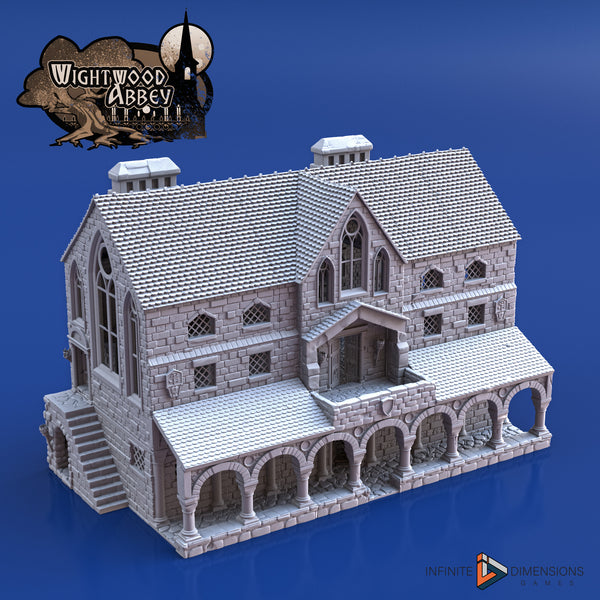 "Wightwood Abbey 3""x3"" Core Set Bundle Without Furniture"
