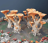 Blooming Lanterns Full Set - OTP Terrain & Miniatures Off The Print Gaming