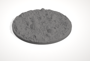 Cauldron Top Bubbles-[40KTerrain]-[Fantasyterrain]-[3DPrintedTerrain]-[Wargaming]-[Tabletopgaming]-OTP Terrain Off The Print Gaming